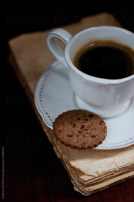 Anise and coffee cookies by Federica Di Marcello for Stocksy United