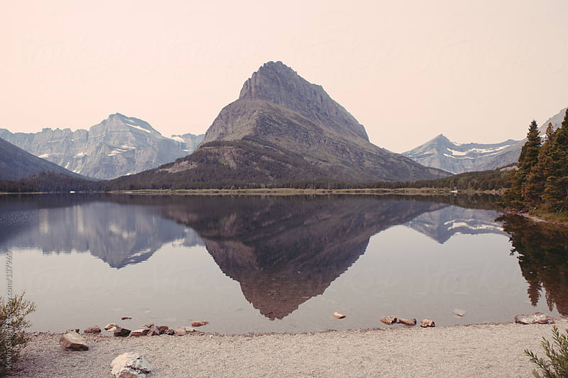 Glacier National Park by Kevin Gilgan for Stocksy United