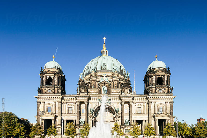 Berlin Cathedral by Agencia for Stocksy United