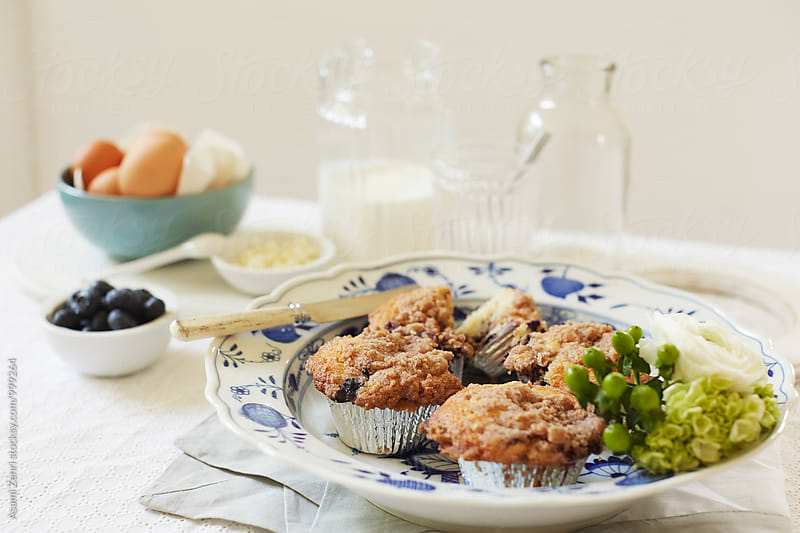 muffin by Asami Zenri for Stocksy United