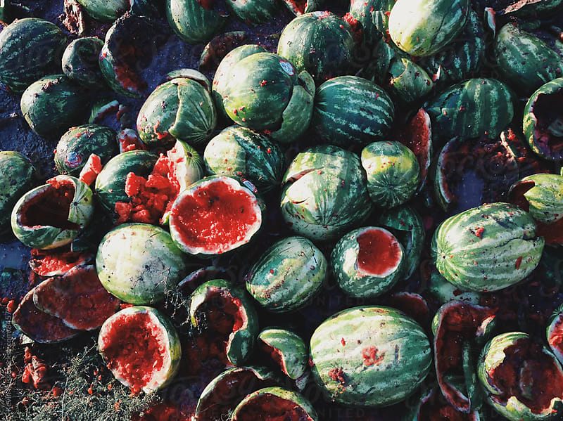 Watermelons by Kevin Russ for Stocksy United