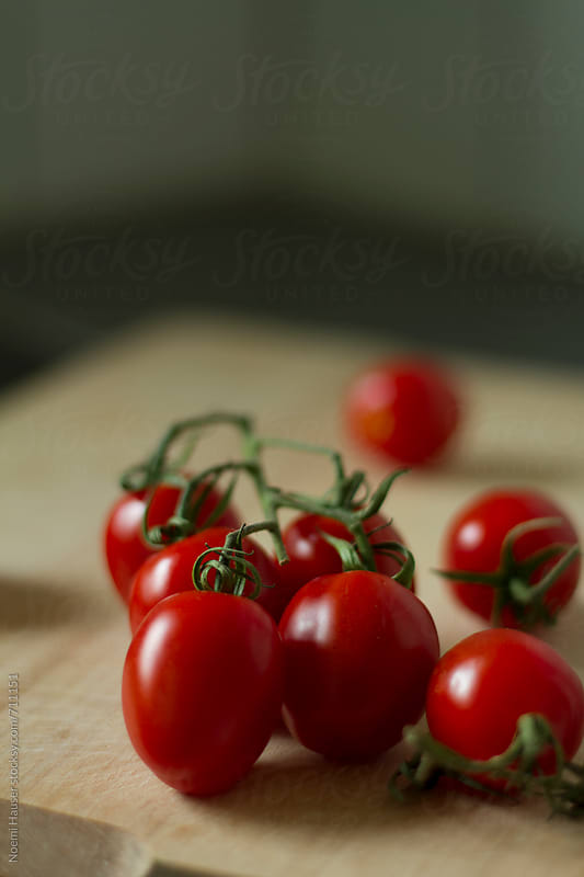 Tomatoes by Noemi Hauser for Stocksy United