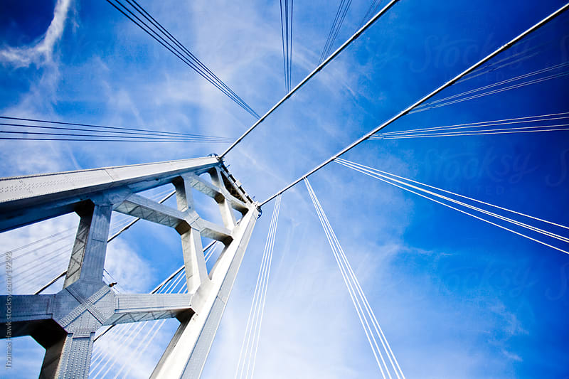 Bay Bridge by Thomas Hawk for Stocksy United