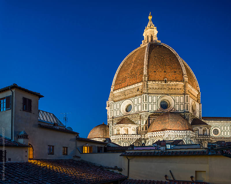 The Duomo of Firenze by Brian Koprowski for Stocksy United