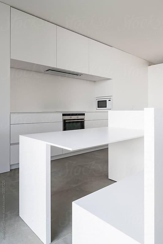 kitchen by Koen Van Damme for Stocksy United