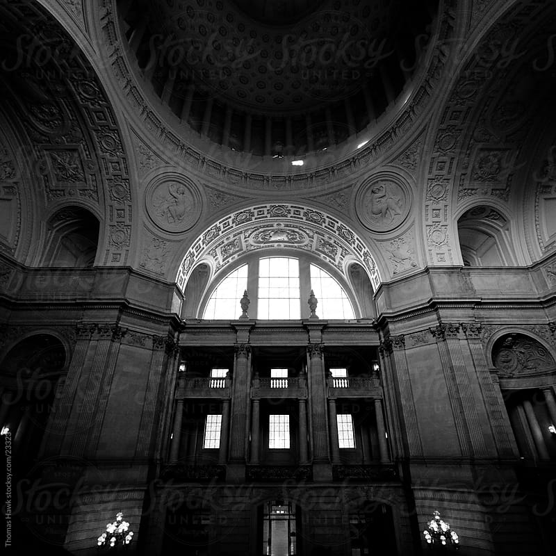 San Francisco City Hall by Thomas Hawk for Stocksy United