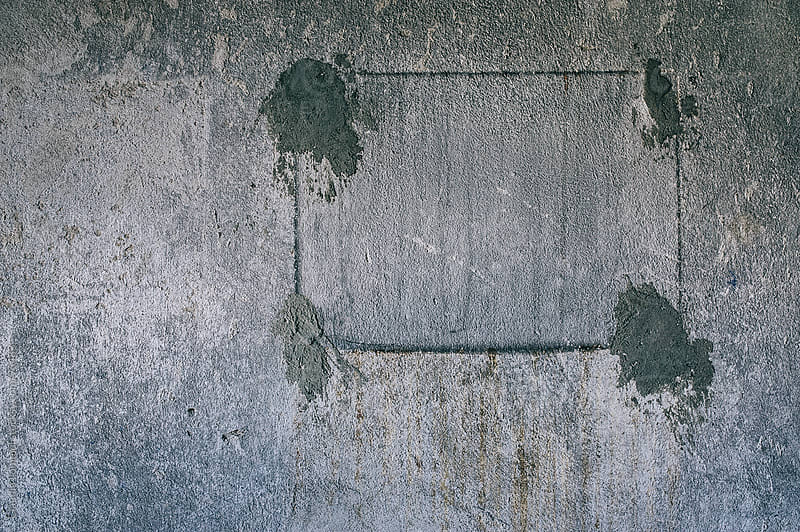 Old Concrete Wall by Claudia Lommel for Stocksy United