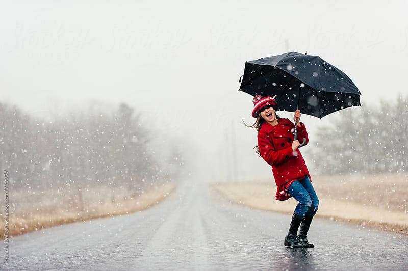 Snow by Melanie DeFazio for Stocksy United
