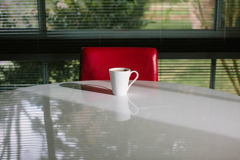 Morning mug of tea by Jacqui Miller for Stocksy United