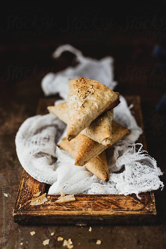 Mangold pie by Tatjana Ristanic for Stocksy United