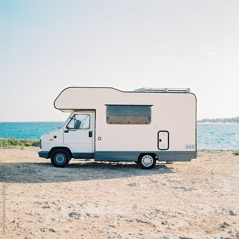 Camper Van by Sam Burton for Stocksy United