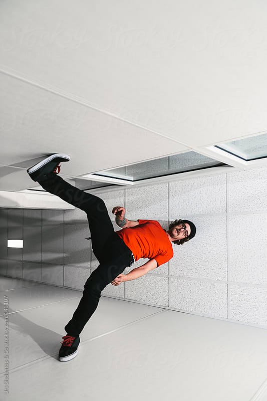 Parkour  by Urs Siedentop & Co for Stocksy United