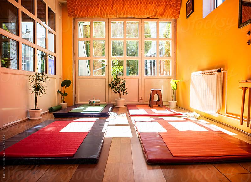 Yoga Studio by Lumina for Stocksy United