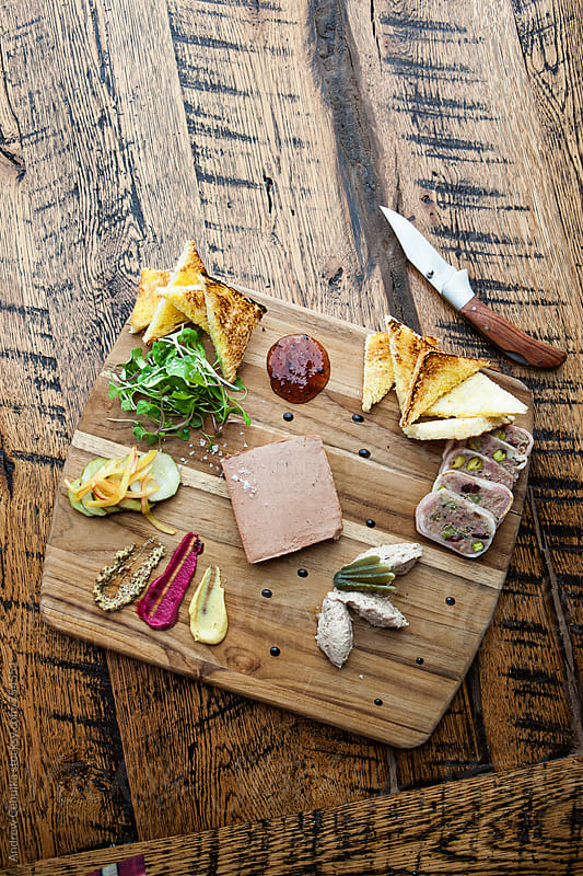 Charcuterie- Digital Files by Andrew Cebulka for Stocksy United