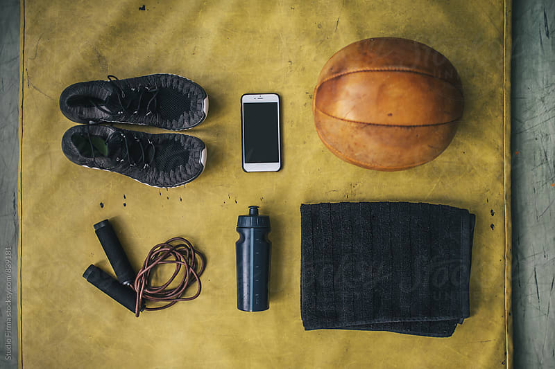 Sports Equipment by Studio Firma for Stocksy United