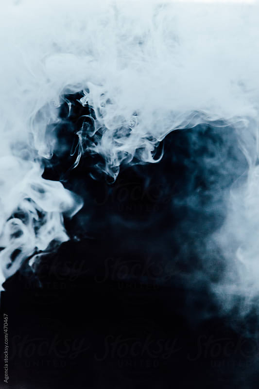 Abstract Smoke by Agencia for Stocksy United