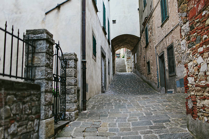 Tuscany Italy by Andrew Cebulka for Stocksy United