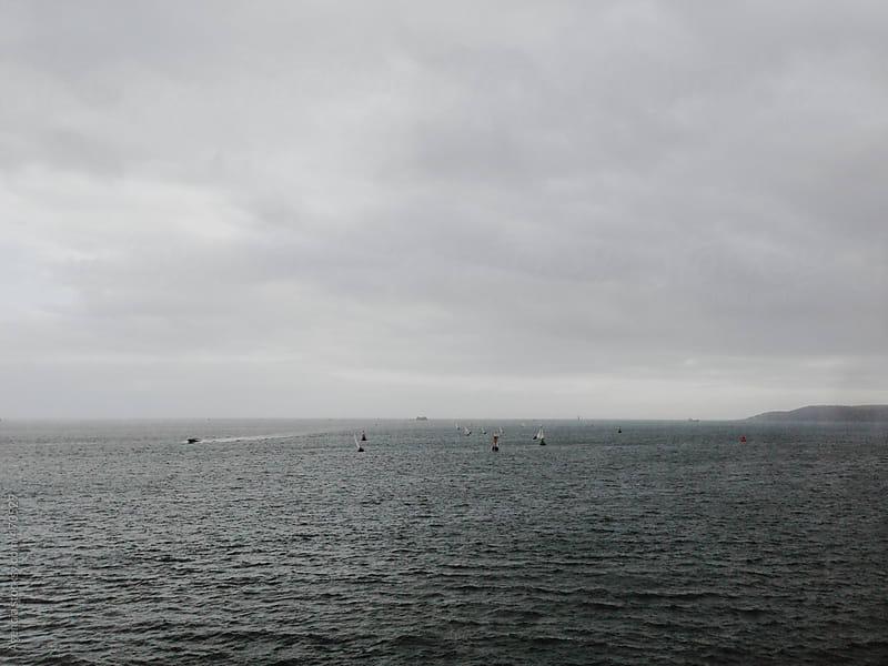 Sailing Grey by Agencia for Stocksy United