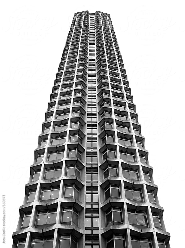 skyscraper by Jose Coello for Stocksy United