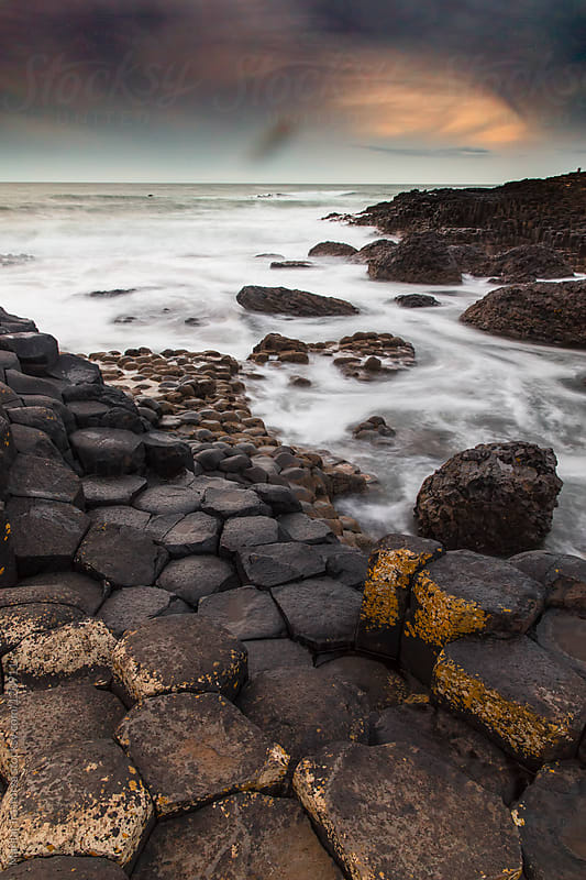 Giant's Causeway III by Marilar Irastorza for Stocksy United