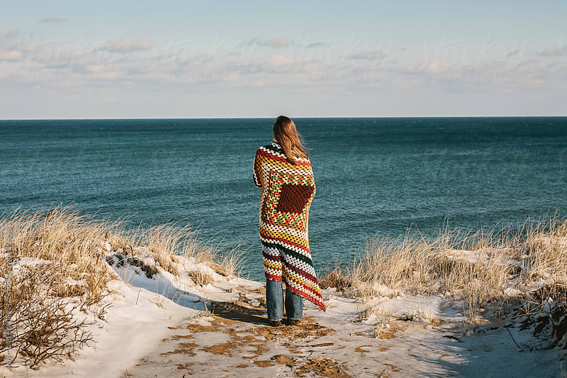 Winter Weekend in Cape Cod by Raymond Forbes LLC for Stocksy United