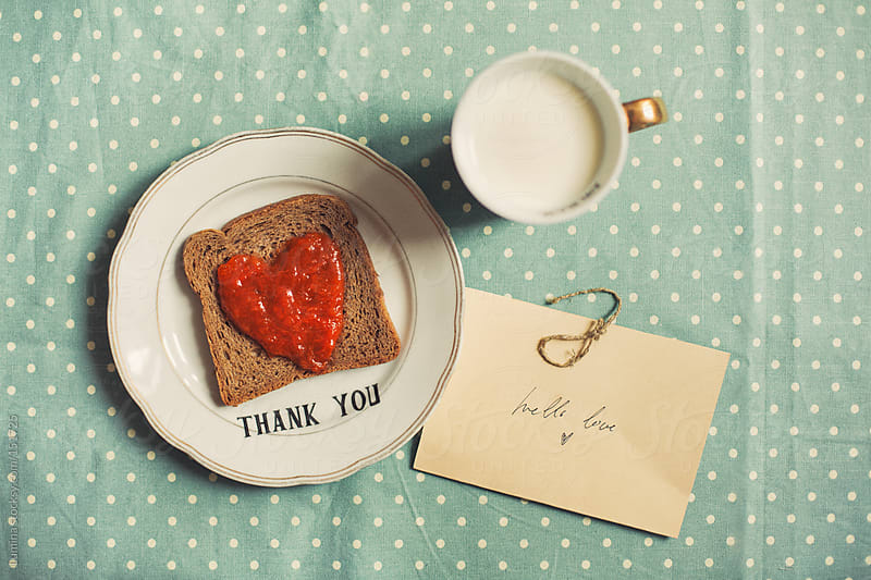 Love for Breakfast by Lumina for Stocksy United