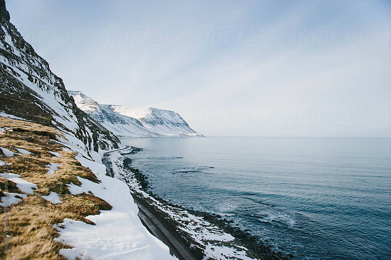 Arctic Shores by Daring Wanderer for Stocksy United