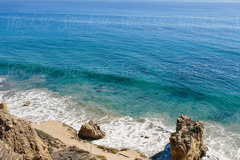 El Matador State Beach in Malibu, Southern California by Kristen Curette Hines for Stocksy United