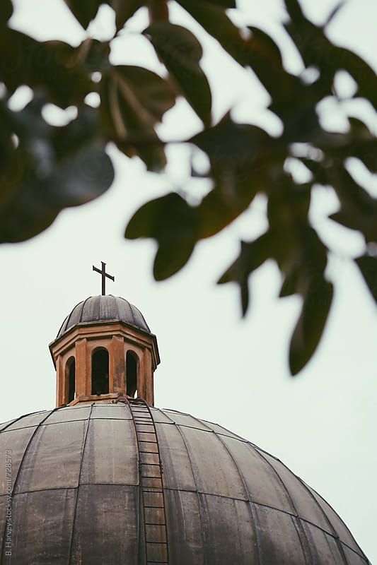 Church of the Beatitudes by B. Harvey for Stocksy United