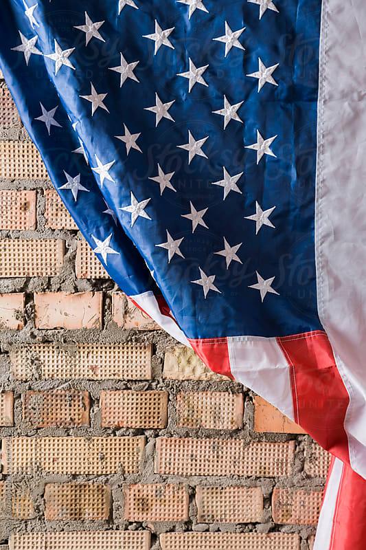US Flag. by Alexey Kuzma for Stocksy United