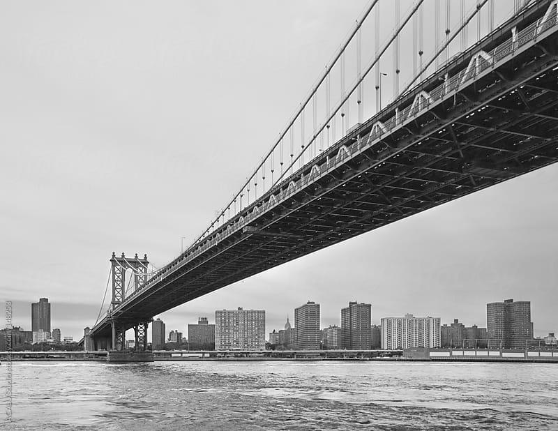 Manhattan Bridge by ACALU Studio for Stocksy United