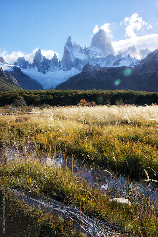 Mount Fitz Roy, Patagonia by Jon Attaway for Stocksy United