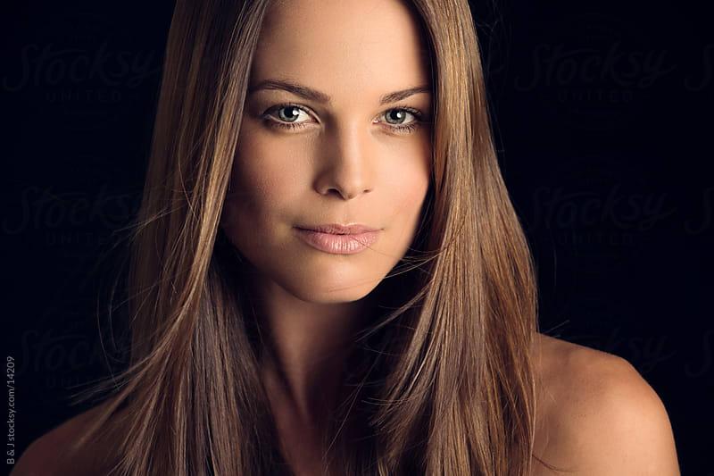 Pretty woman by B & J for Stocksy United