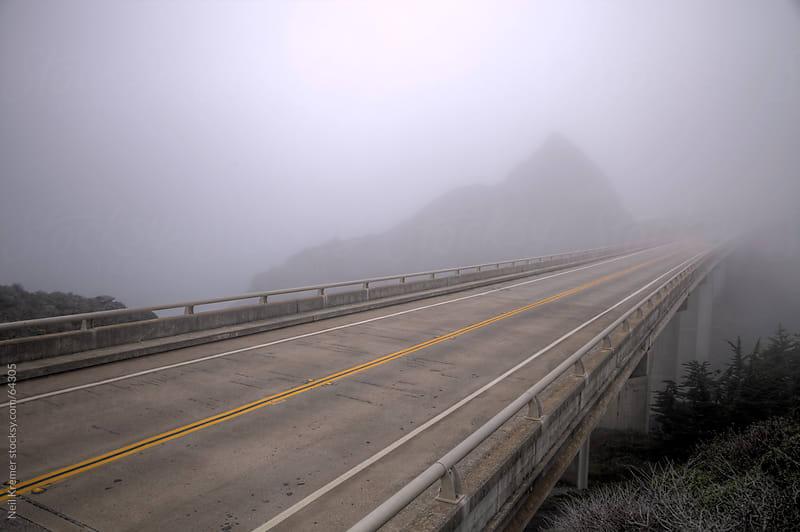 Turn into fog two by Neil Kremer for Stocksy United