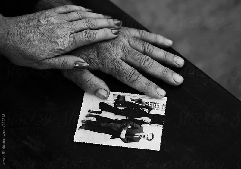 Hands of old  man and woman by Jovana Rikalo for Stocksy United
