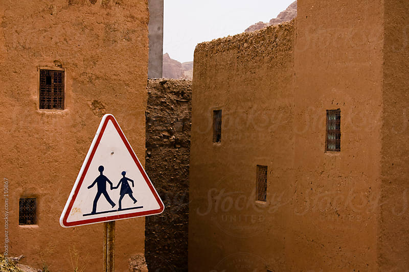 Near Todra Gorges, Morocco by Jon Rodriguez for Stocksy United