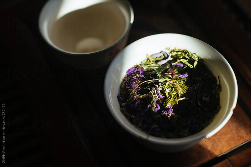 Herbal tea by Artem Zhushman for Stocksy United