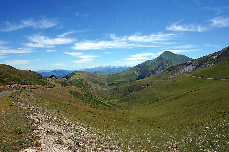 French Pyrenees in summer by Marcel for Stocksy United
