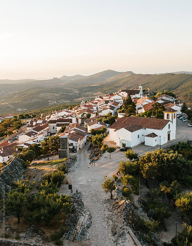Marvao, Portugal by Kevin Faingnaert for Stocksy United