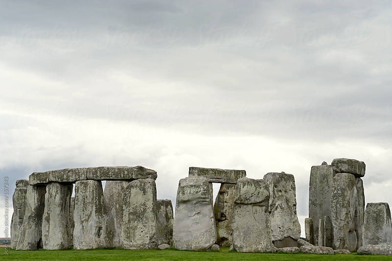 Stonehenge by Jose Coello for Stocksy United