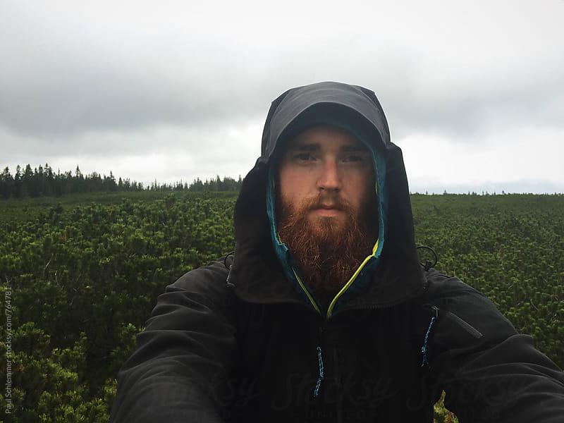 explorer selfie by Paul Schlemmer for Stocksy United