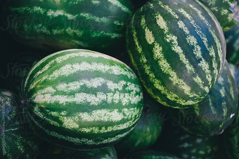 Watermelons by michela ravasio for Stocksy United