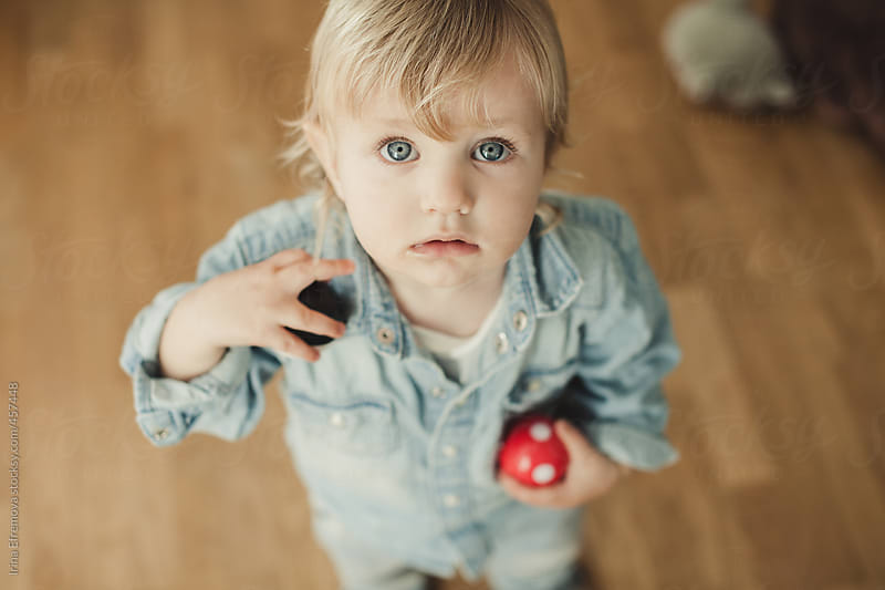 Little boy  by Irina Efremova for Stocksy United