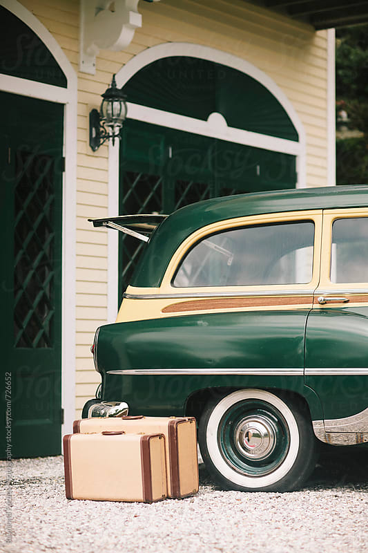 Vintage Road Trip by Raymond Forbes LLC for Stocksy United