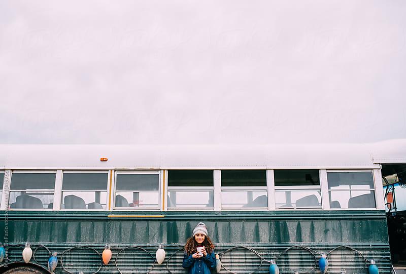Hot chocolate by Melanie DeFazio for Stocksy United