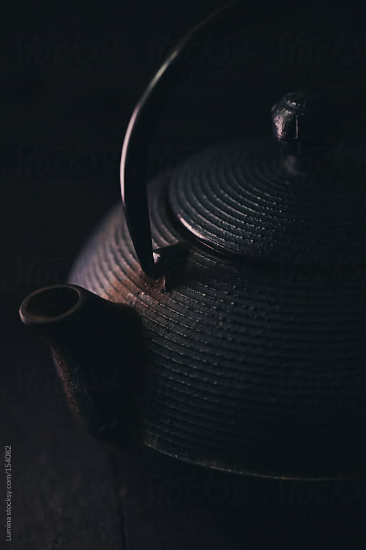Dark Teapot by Lumina for Stocksy United