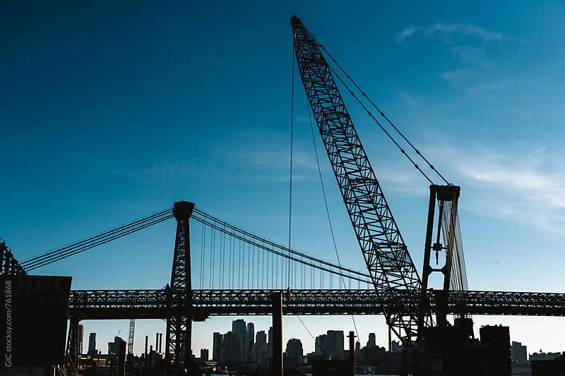 Williamsburg Brooklyn architecture by GIC for Stocksy United