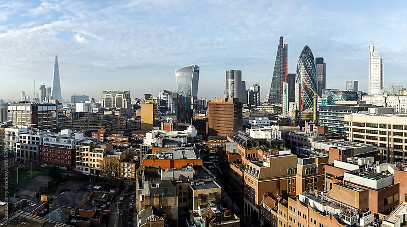 London Panoramic  by James Tarry for Stocksy United