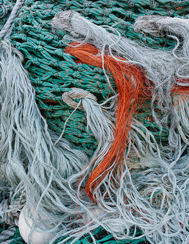 Fishing Ropes by Kevin Faingnaert for Stocksy United