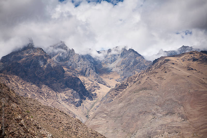 Peru: remote Andean valley enroute to Machu Picchu by Ben Ryan for Stocksy United